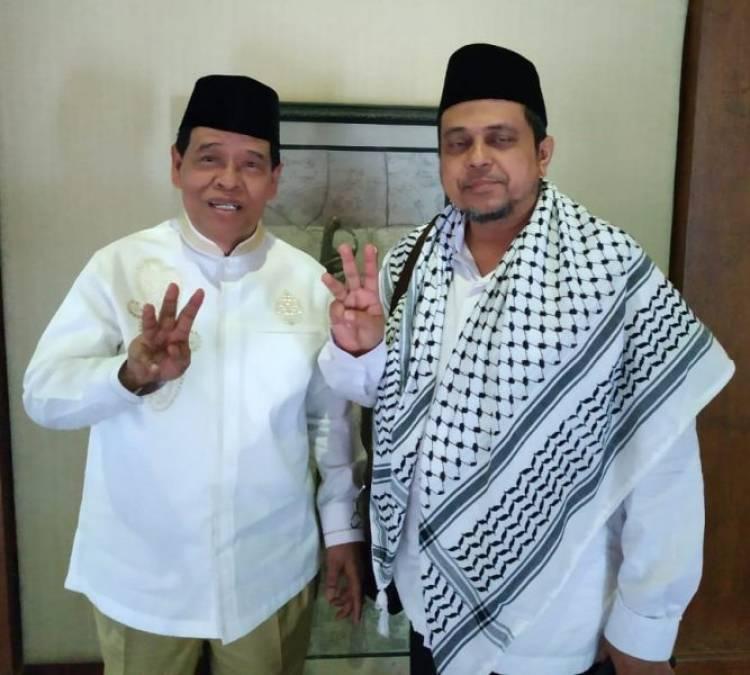 Murady Darmansyah Bantu Masjid Warga Pelita Jaya