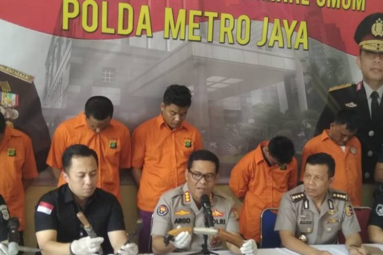 Bos Rampok Spesialis Nasabah Bank Tewas Didor Polisi