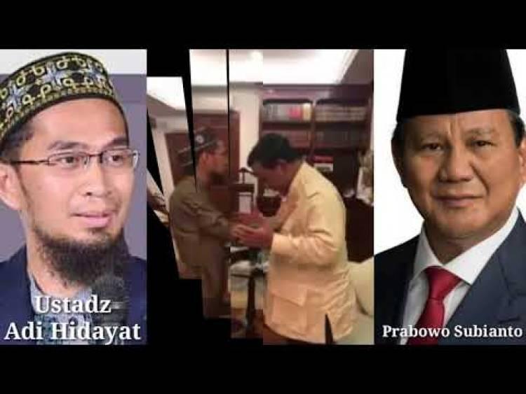 Dukungan Tokoh Ulama Kepada Prabowo-Sandi, TKN: Alat Ukur kan Survei