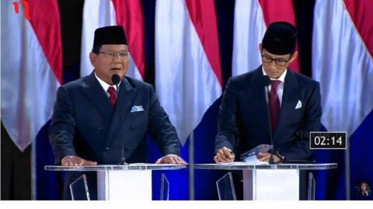 Jika Terpilih Prabowo-Sandiaga Janji Tak Ambil Gaji