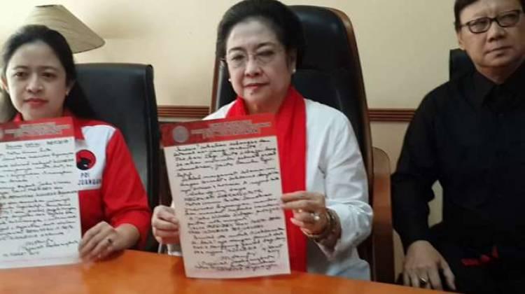 Jelang Pencoblosan, Megawati Terbitkan Perintah Harian