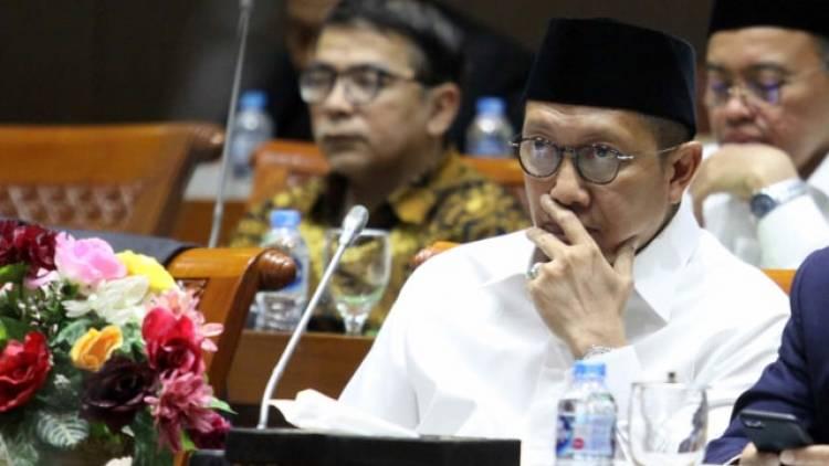 Menag Temui DPR untuk Bahas 10 Ribu Kuota Tambahan Haji