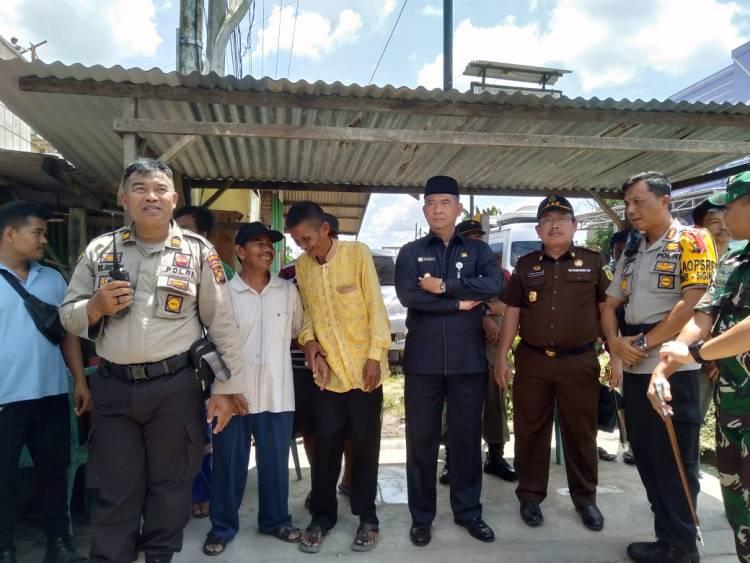 Tinjau Pemungutan di TPS Susulan, Walikota: Warga Tak Seantusias Pencoblosan Kemarin