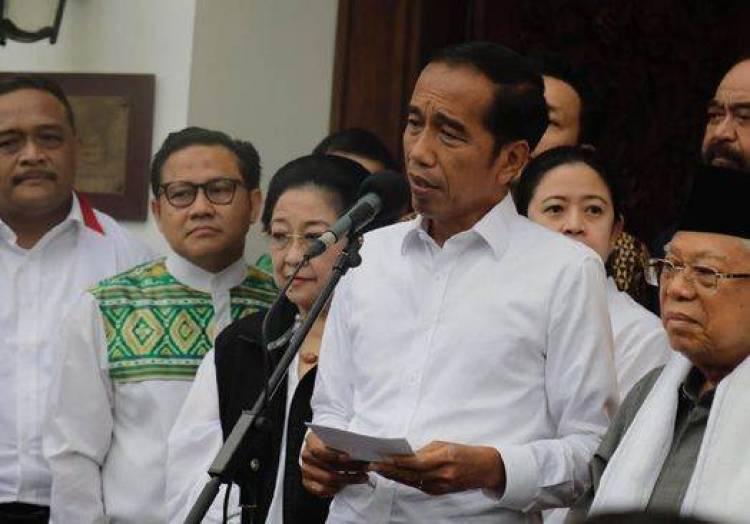 Akurasi 99 Persen Hitung Cepat, Jokowi Tetap Tunggu Hasil Akhir KPU