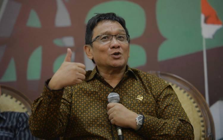 TKN Sebut Riza Patria Pura-pura Tak Tahu soal Pemilihan Komisioner KPU