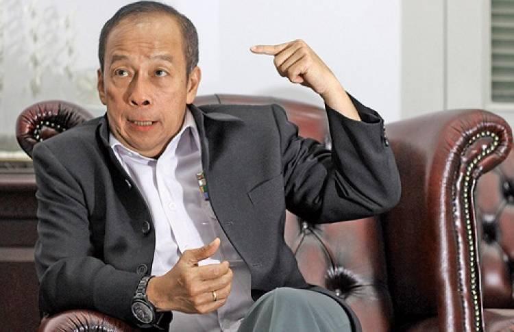 Lemhannas Minta Jokowi dan Prabowo Bertemu, Gubernur: Kita Tidak Bisa Paksakan