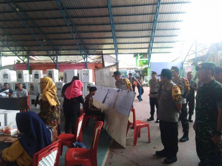 Pantau Hitung PPK Danau Sipin, Kapolda: Password dan Username Harus Aman dari Pihak Lain