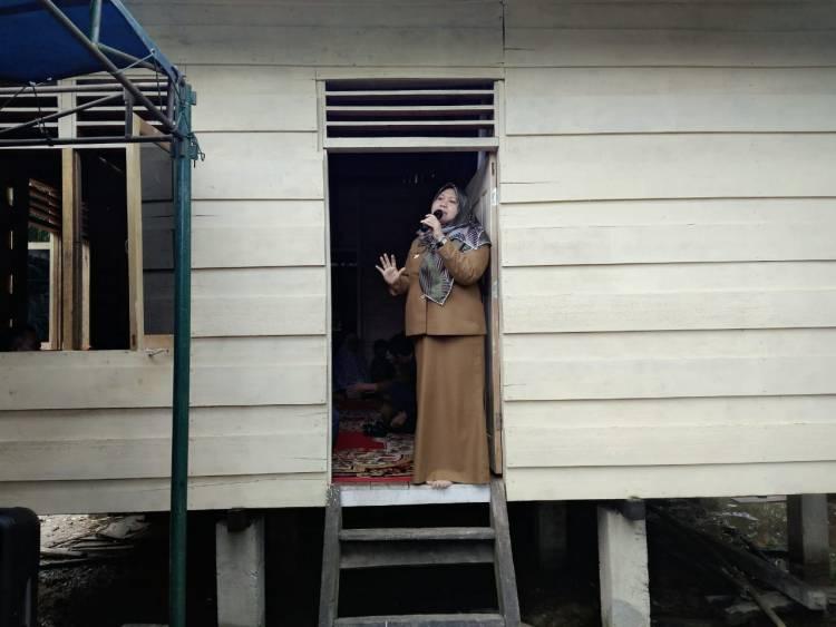 Sengeti Sering Banjir Masnah Busro Sentil Kadis PU Muarojambi