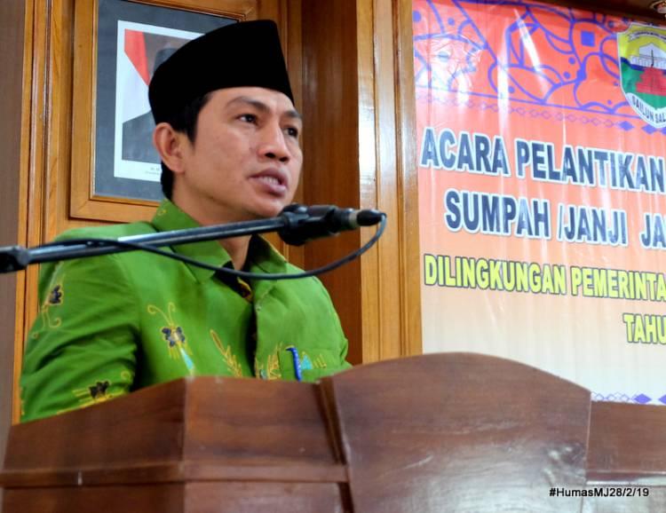 HS ASN di Dinas PMPTSP Muaro Jambi Terancam Dipecat