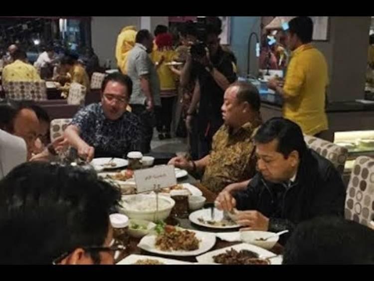 Setya Novanto Kepergok di Restoran Nasi Padang RSPAD, Ini Kata Ditjen PAS