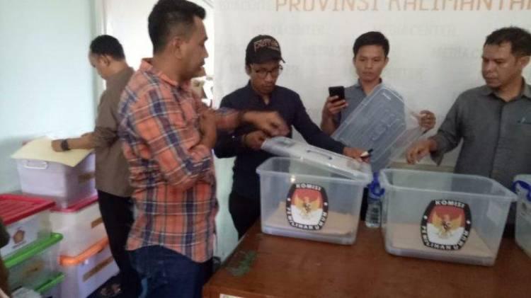 Pleno KPU Singkawang Jokowi-Ma'ruf Unggul 64.425 Suara dari Prabowo-Sandi