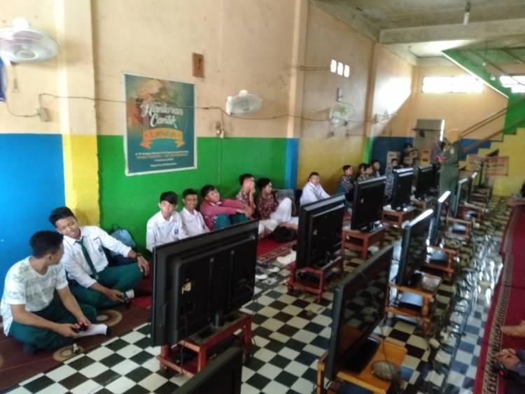 Duh Pak Wali, 31 Pelajar Terjaring Razia di Warnet Kota Jambi