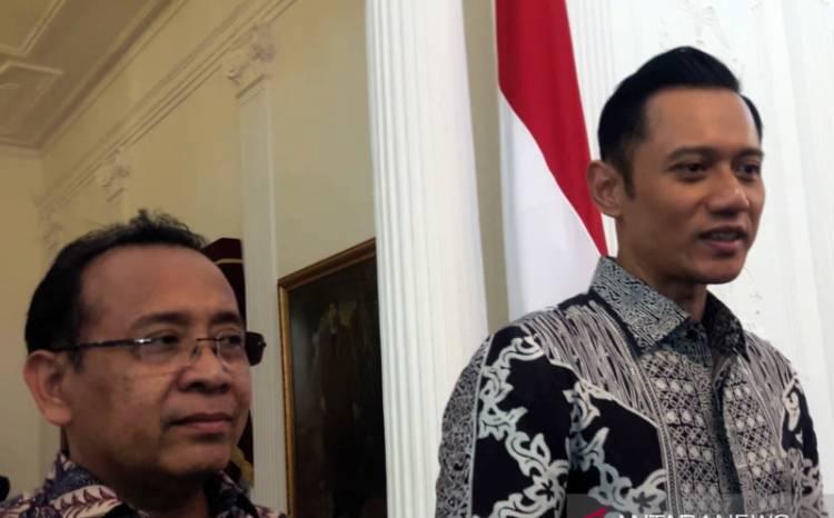 AHY dan Jokowi Bahas Masa Depan Indonesia Bersama
