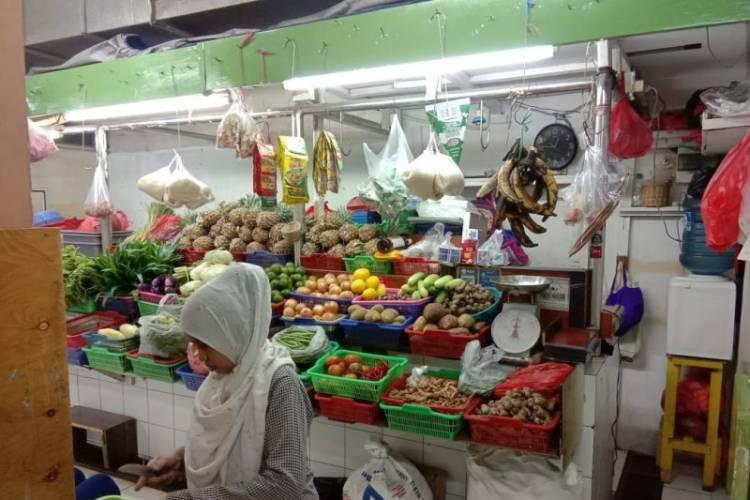 Jelang Puasa Harga Bumbu Dapur di Pasar Cikini Naik 50 Persen