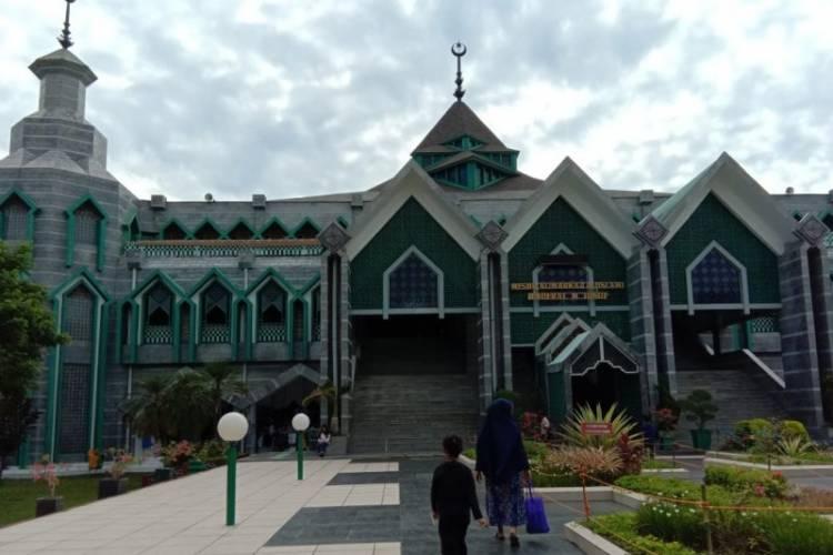 Tarwih Ala Haramain Akan Digelar di Masjid Al Markaz Makassar