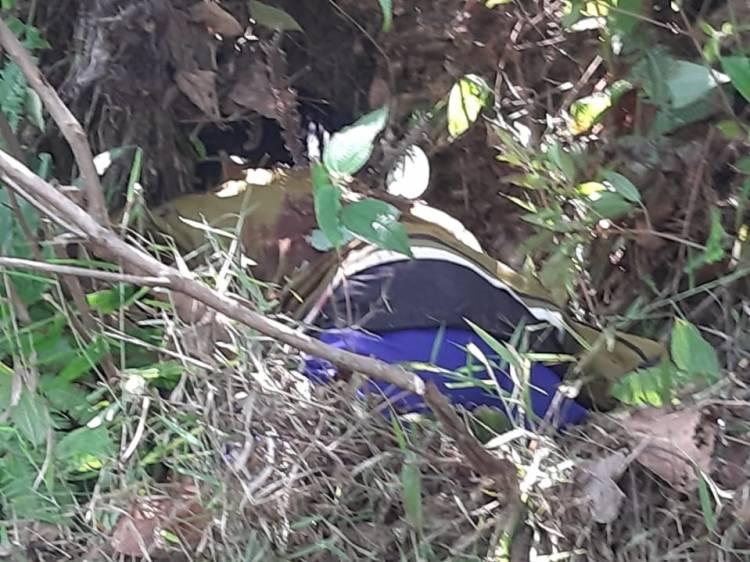 Warga Monti Sarolangun Geger, Sesosok Mayat Diduga Warga Bengkulu Ditemukan
