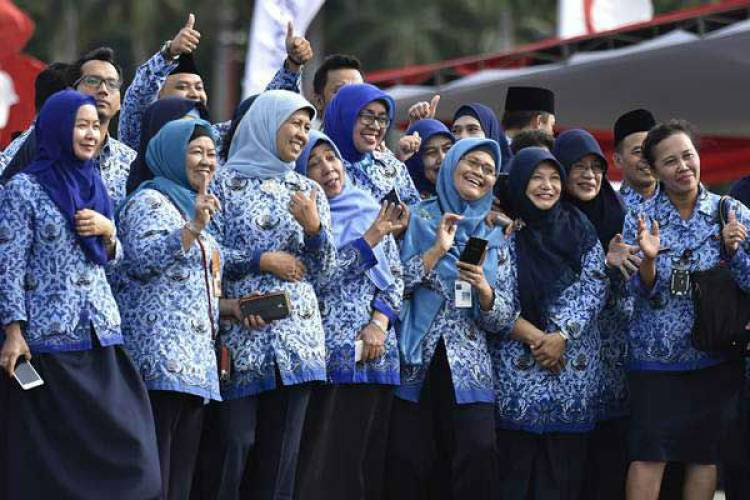 Bulan Ramadhan Pemprov Jambi Kurangi Jam Kerja ASN, Ini Jadwalnya…