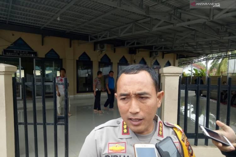 Polisi Tangkap Lima dari 30 Tahanan Kabur di Palembang