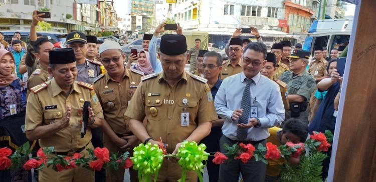Buka Pasar Bedug, Walikota Jambi: Jangan Belanja ke Pasar Bedug yang Tak Direkomendasi Pemkot