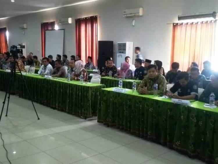 Bawaslu Pertanyakan Perbedaan Data Pemilih Tambahan di Danau Sipin?