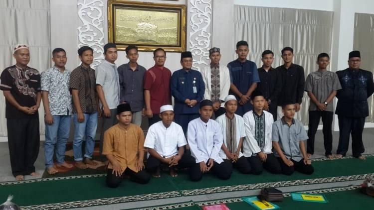 Jadi Pemateri Pesantren Ramadhan, Maulana: Tidak akan Berhasil Tanpa Dukungan Anak Muda