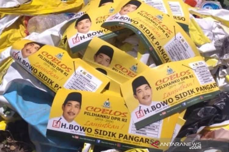 Meski Jadi Tersangka KPK, Bowo Sidik Masih Mendapatkan 11.304 Suara