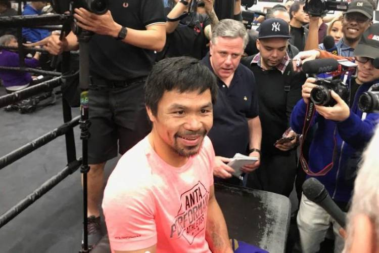 Pacquiao akan Kembali Naik Ring Pada Juli Mendatang