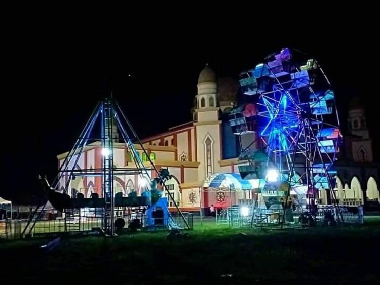 Soal Pasar Malam di Samping Masjid As-Shulthon Sarolangun, Ini Titah Bupati...