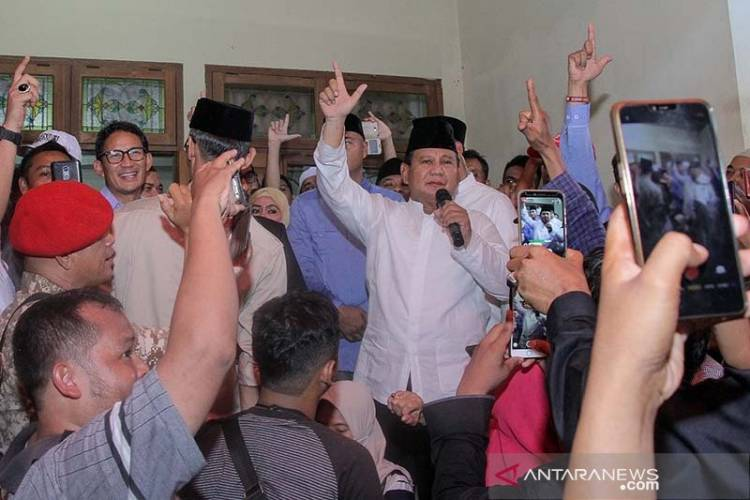 BPN Prabowo-Sandi Tolak Keras Hasil Rekapitulasi KPU