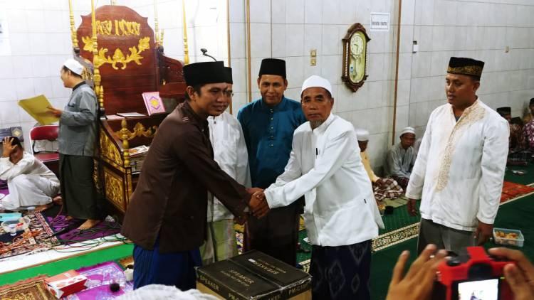 Safari Ramadhan Hari Kedua, Sekda Muarojambi Sambangi Warga Sekernan