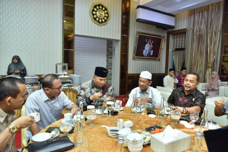 Fasha Buka Puasa Bersama Peserta Raker Komisi Informasi se-Sumatera