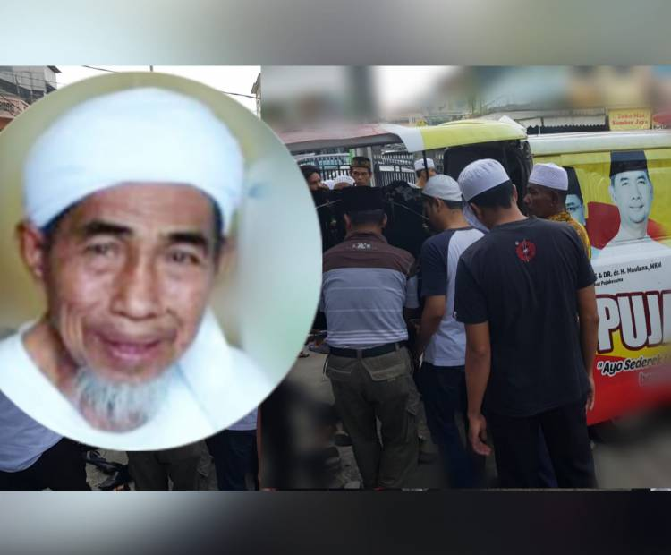 Imam Masjid Raya Wafat, Begini Kenang Walikota Jambi