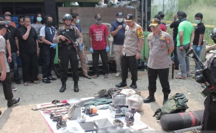 Polisi Bekuk Satu Simpatisan ISIS di Tamansari Bogor