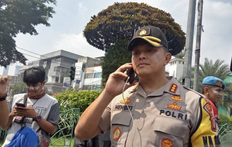 Hengki: Perusuh Ini Bukan dari Jakarta, Tercium Bau Alkohol