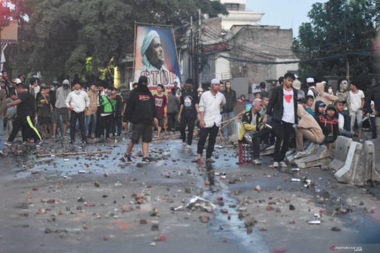 Polisi: Tersangka Kericuhan Mayoritas Pengangguran, Ada Juga Tatoan