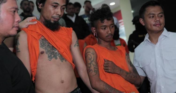 Polisi Tangkap 257 Pelaku Kericuhan Aksi 22 Mei