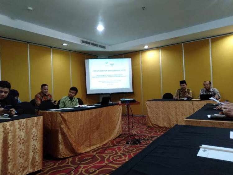 Bentuk Forum CSR, Ini Langkah Dinsos Dukcapil Provinsi Jambi