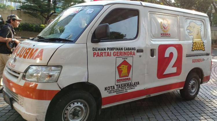PT Arsari Pratama Pemilik Ambulans Gerindra Pembawa Batu untuk Kerusuhan 22 Mei