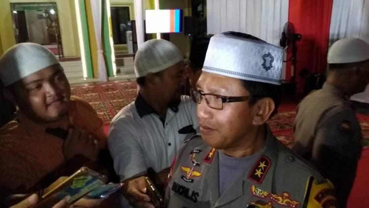Polda Jambi Gelar Rekonsiliasi, Kapolda: Jangan Sampai Situasi Jakarta Berimbas ke Jambi
