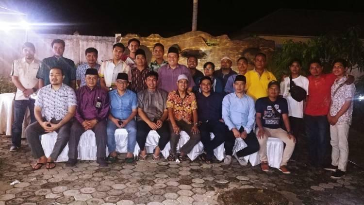 Buka Puasa Bersama Aswhaja, Sekda: Pemkab Muarojambi Butuh Dukungan Media