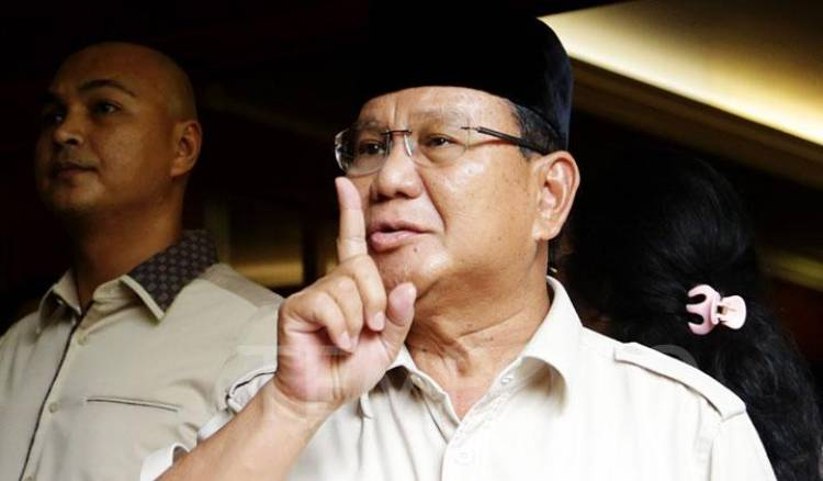 Gerindra: Prabowo Belum Berencana Bertemu Jokowi
