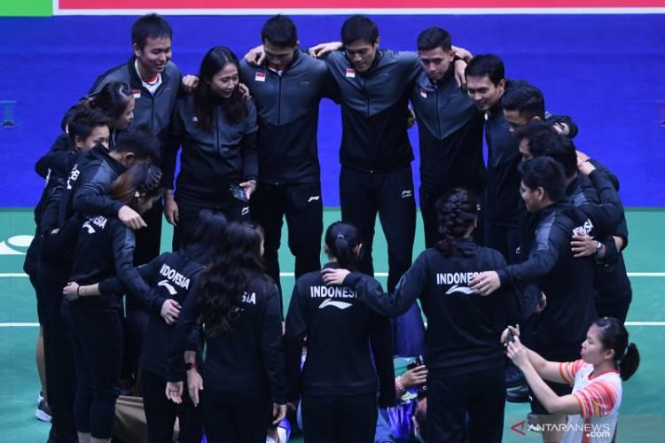 Pahit! Indonesia Tersingkir di Piala Sudirman
