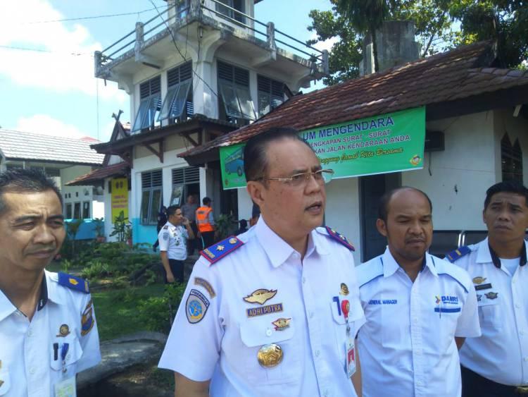 Kapal Tak Miliki SPB, Dishub Provinsi Jambi Kebingungan Kewenangan Siapa?