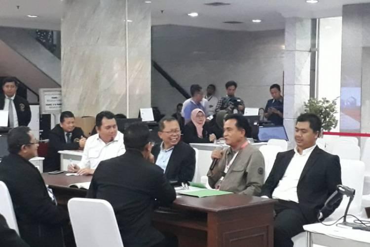 Yusril Konsultasi ke MK untuk Jokowi