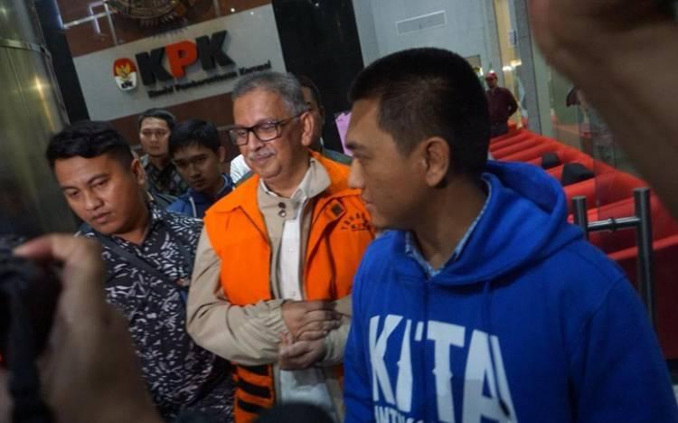 Duh! Jelang Lebaran, Sofyan Basir Ditahan KPK
