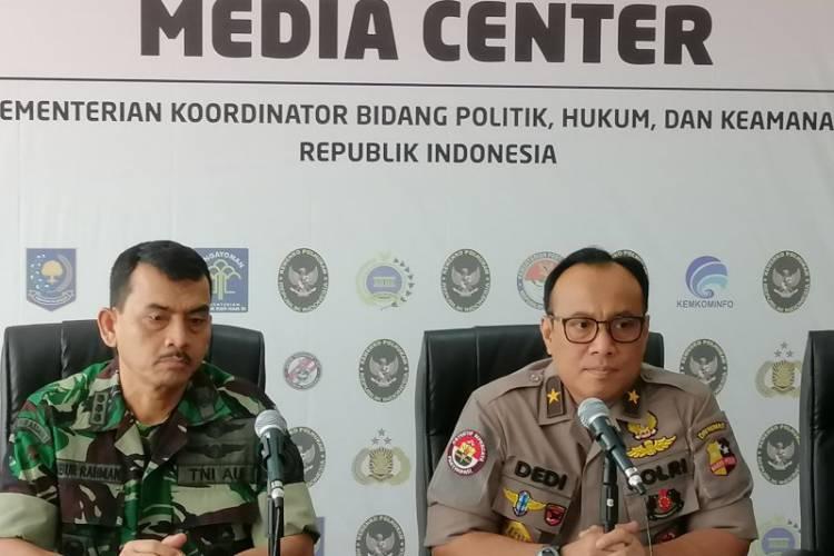 Polisi Tangani 10 Kasus Hoaks Selama Aksi Mei