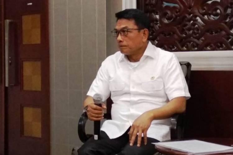 Moeldoko Bantah Menggerakan Pegawai BUMN dan ASN Pilih Jokowi