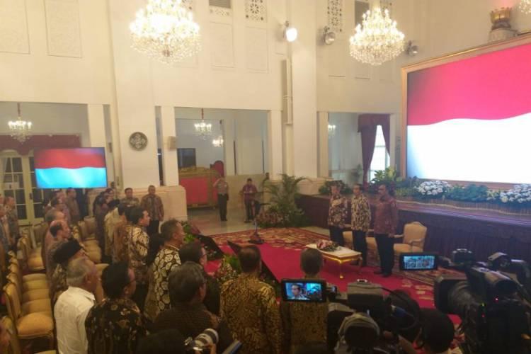 Horee! Jokowi Dapat WTP dari BPK