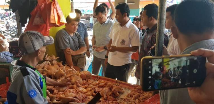 Coba Jual Daging Oplosan di Jambi, Polisi: Kami Tindak Tegas!