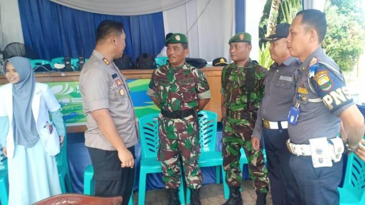 Tinjau Pos Jaluko, Mardiono: Kuasai Pos Utamakan Keselamatan Masyarakat